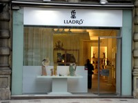 lladro shop in valencia
