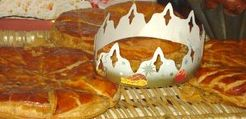 Una Rosca de Reyes - Kings Day Cake