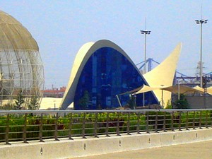 Childrens Things to do in Valencia at the City of Arts and Sciences