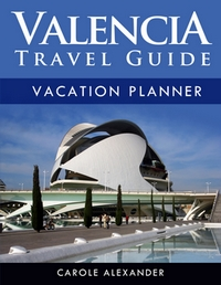 kindle books - valenciavacationplanner