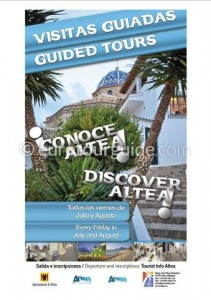 Altea Guided Visits